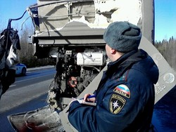 В результате ДТП в Ленинградской области погибли три туристки