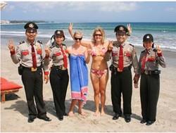 На Бали обезврежены террористы