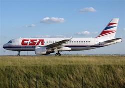 Czech Airlines начинает полеты из Праги до Уфы