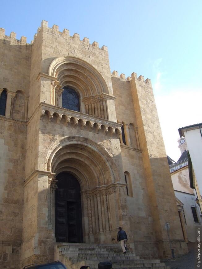 фасад Старого Кафедрального Собора