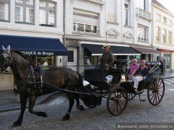Как добраться из Санкт-Петербурга в Брюгге