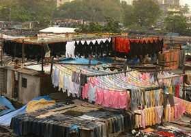 Мумбаи. Индия.