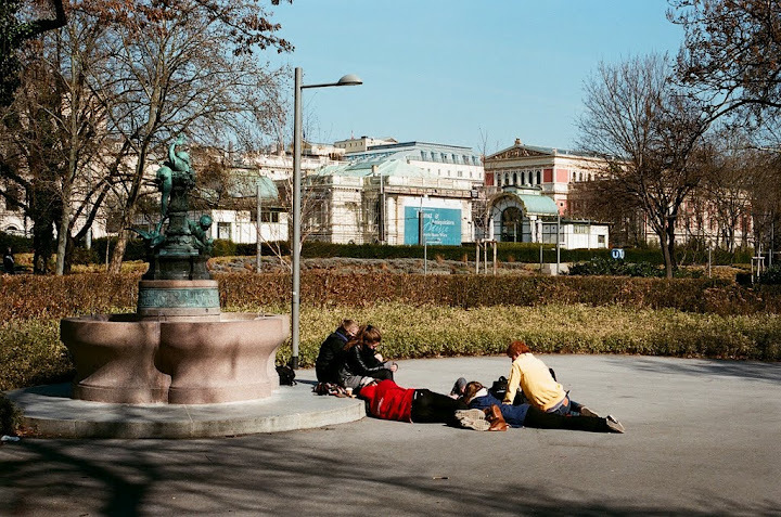 "Фото из альбома ""Венская весна"", Вена, Австрия"