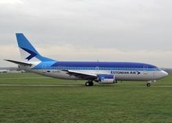 Estonian Air начала полеты в Тбилиси