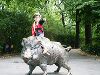 Германия Берлинский зоопарк 2008