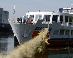 В Европе потерпел крушение круизный лайнер