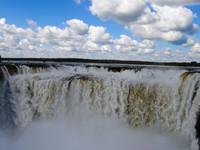 Водопады Игуасу со стороны Аргентины
