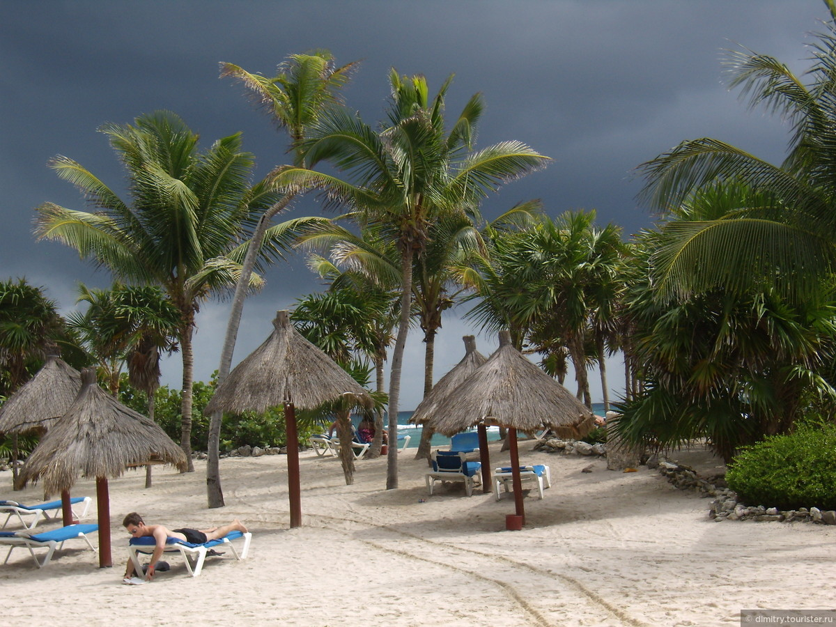 пляжи юкатана фото которые