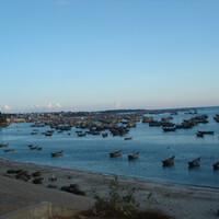 Рыбацкая бухта Фантьета