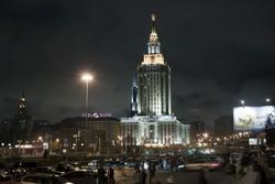 Московский «Хилтон» откроют для экскурсий