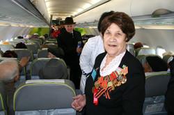 Обзор акций от авиакомпаний для ветеранов к 9 мая