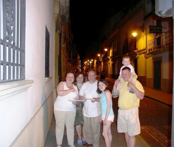 Безумное автомобильное путешествие из Питера на остров Тенерифе. Часть 7 - Кордова