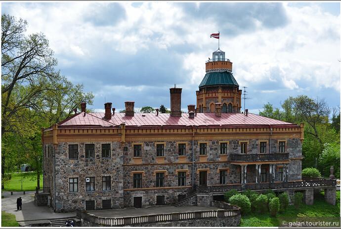 Открытие Сигулдского замка Ливонского ордена (мини-фоторепортаж)