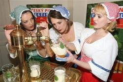 До 2 июня в Праге открыт масштабный пивной фестиваль