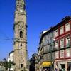 башня Клеригуш - символ города Порту