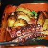 Осьминог запечёный в печке с картошечкой! Вкуснятина!