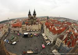 Поток российских туристов в Чехию увеличился более чем на треть