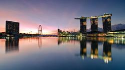 В Сингапуре открыли уникальный Sky Park, который успел получить славу «восьмого чуда света»