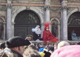 Венеция. Карнавал.