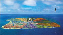 Голландские ученые хотят создать остров из пластмассы
