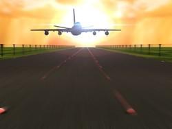 В Крыму будут развивать второй гражданский аэропорт
