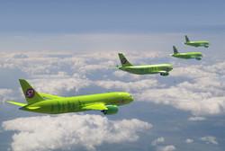S7 Airlines начала регулярно летать до Валенсии