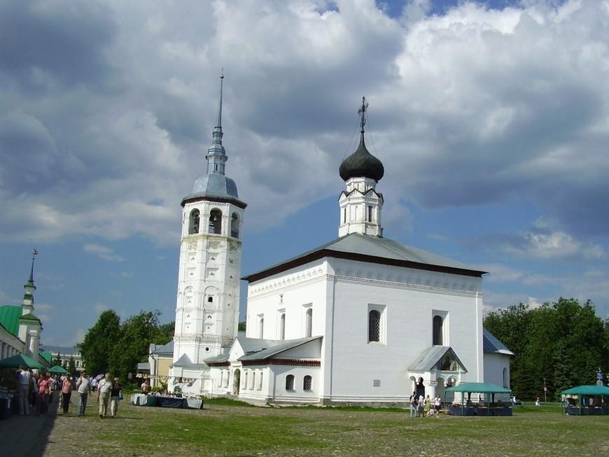 Мемориальный комплекс с крестом Суздаль Эконом памятник Башня с профильной резкой История и культура