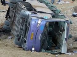 В Доминикане автобус с туристами столкнулся с поездом