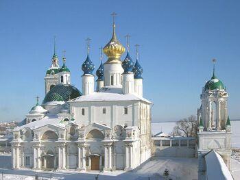 Ростов Великий — кладезь русской истории и культуры
