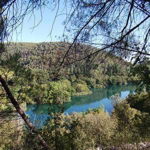 Национальный парк Крка - царство воды