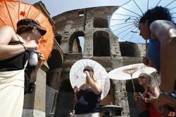 Италия и Черногория страдают от невыносимой жары