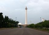 Джакарта: Монас и Мечеть Истикляль