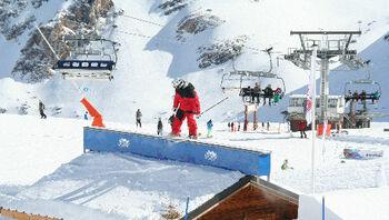 Горнолыжные курорты Франции: не обязательно дорого и богато