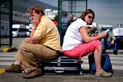 Клиенты крупных туроператоров снова столкнулись с проблемами