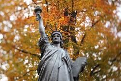 Парижскую копию Статуи Свободы перенесли в музей