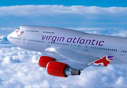 Virgin Atlantic откроет рейсы из Лондона в Москву