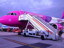 Wizz Air начнет брать плату за ручную кладь