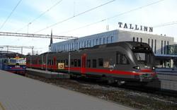 Петербург и Таллин свяжут скоростные поезда