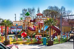 В парке развлечений Сяркянниеми открылся аттракцион по мотивам Angry Birds