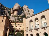 Испания - Горы и Монтсеррат