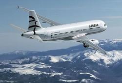 Aegean Airlines начал летать в несколько российских городов