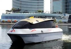 Дубай обзавелся водным такси