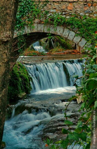 Ливадия. Греция