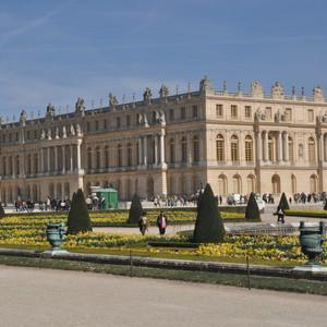 Весенний Версаль