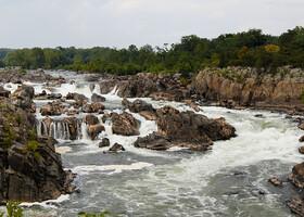 Великие водопады Вирджинии