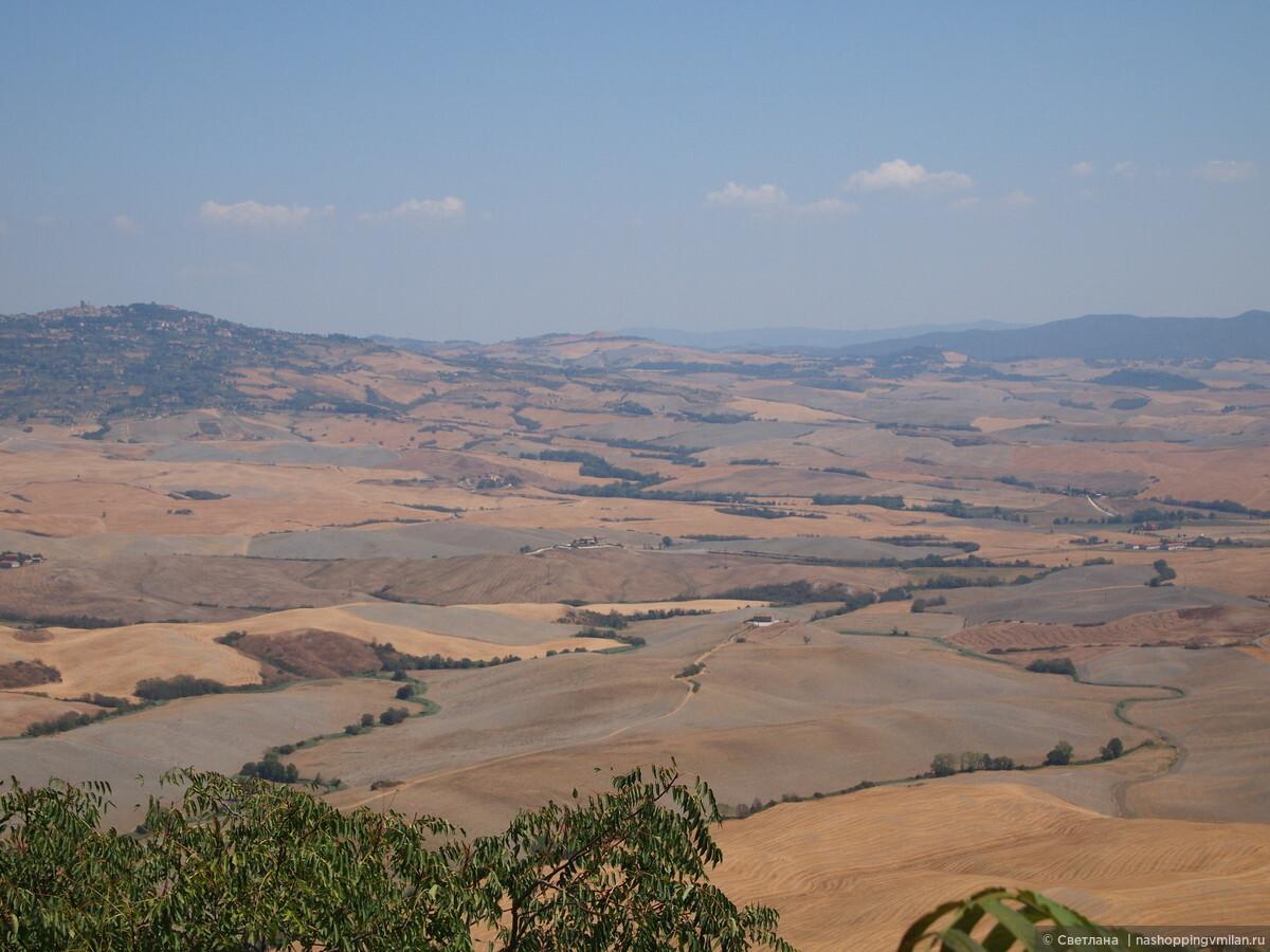 Тоскана в августе