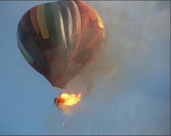 При падении воздушного шара в Словении погибло несколько туристов