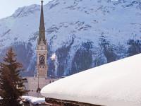 Швейцария - Санкт Мориц