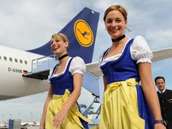 Бортпроводники Lufthansa готовятся бастовать