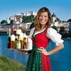Зальцбург . это столица австрийского пива!